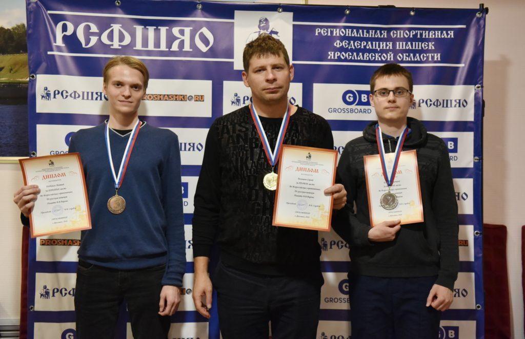 Всероссийские соревнования памяти В. Варова 2020 (итоги)