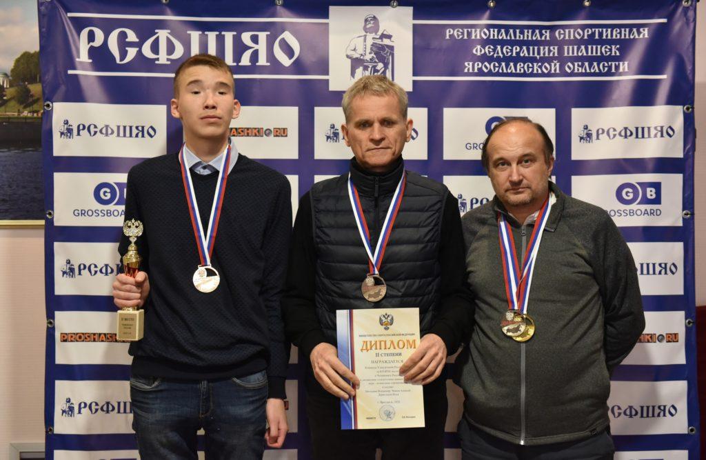Кубок России и Командный Чемпионат России по стоклеточным шашкам 2020