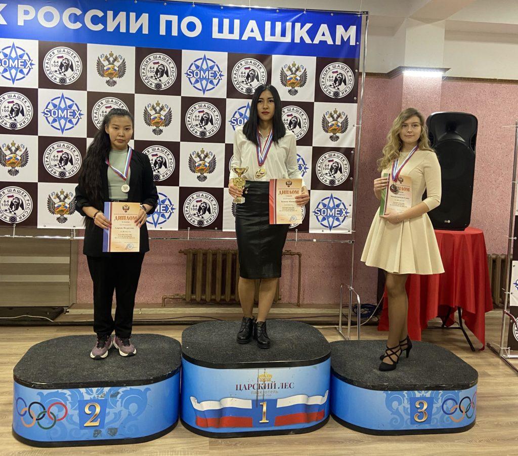 Кубок России по русским шашкам 2021