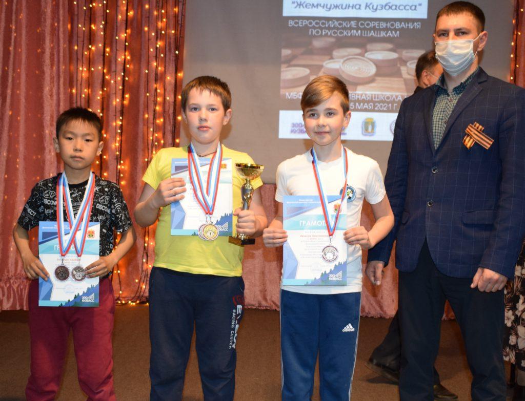 Всероссийские соревнования по русским шашкам «XXVIII Жемчужина Кузбасса»