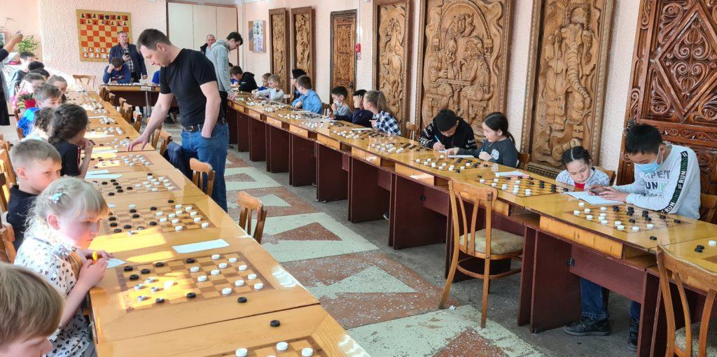 Всероссийские соревнования по шашкам «XXVIII Жемчужина Кузбасса»