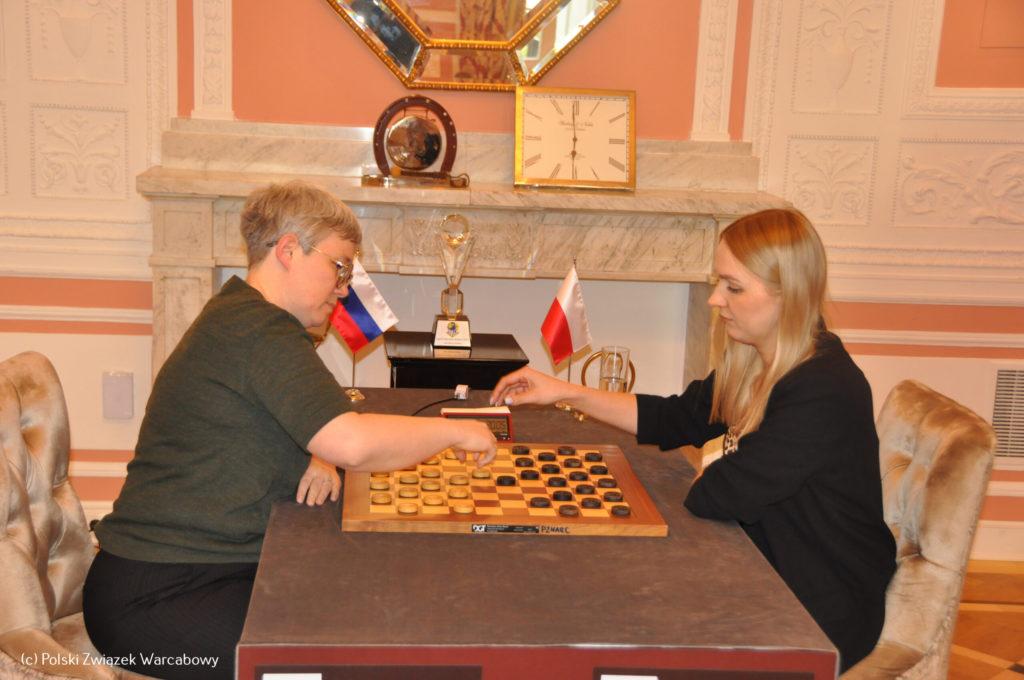 Матч за звание чемпионки мира Тансыккужина - Садовска