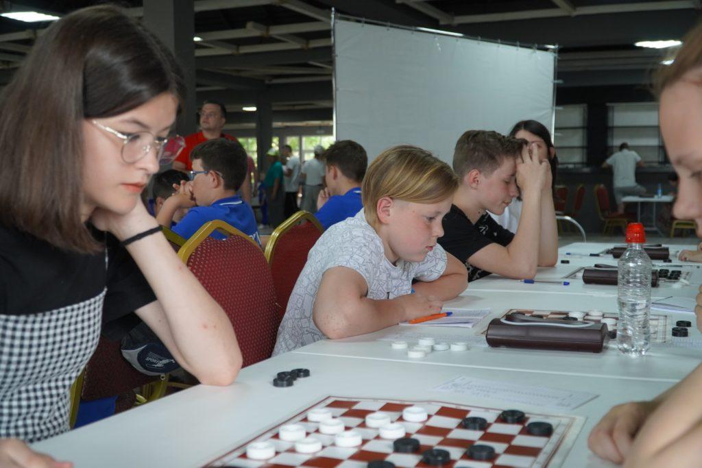Всероссийские соревнования «Чудо-шашки» 2021