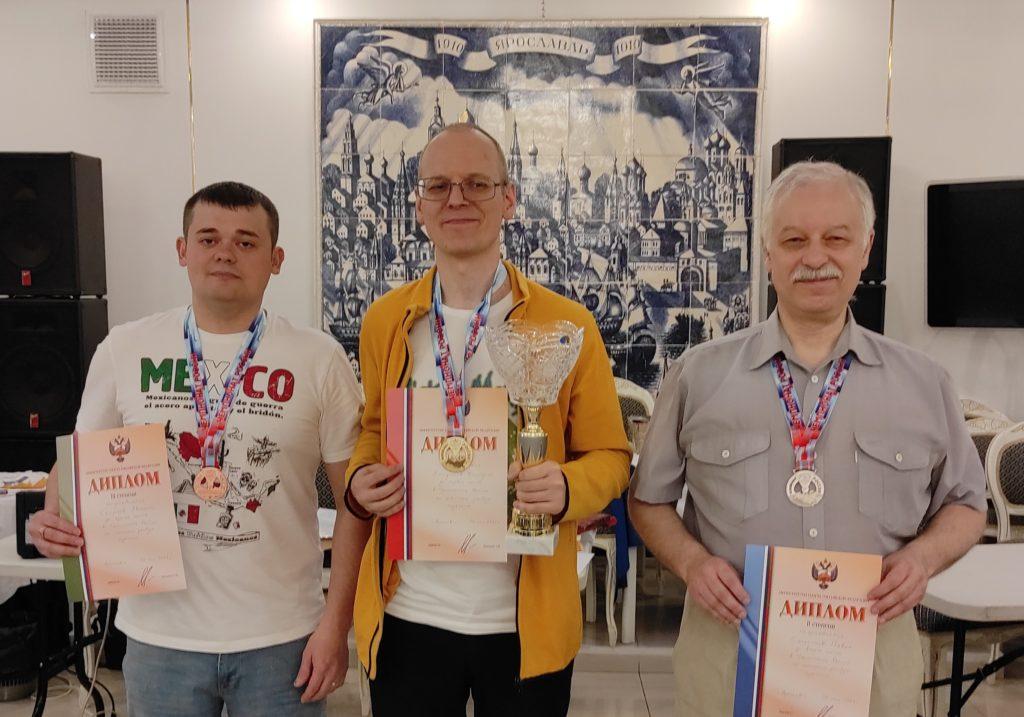 Чемпионат России по рэндзю 2021 среди мужчин и женщин