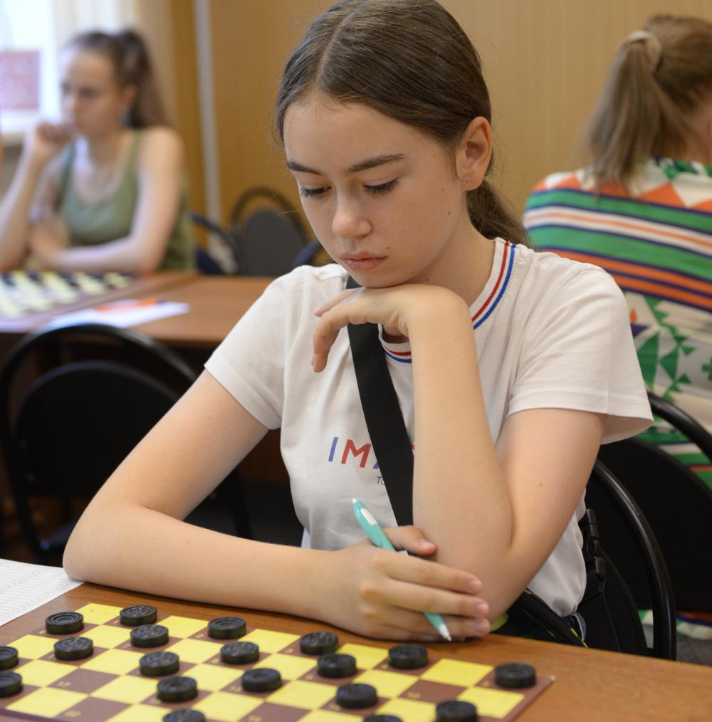 Первенство ЦФО и СЗФО по стоклеточным шашкам 2021