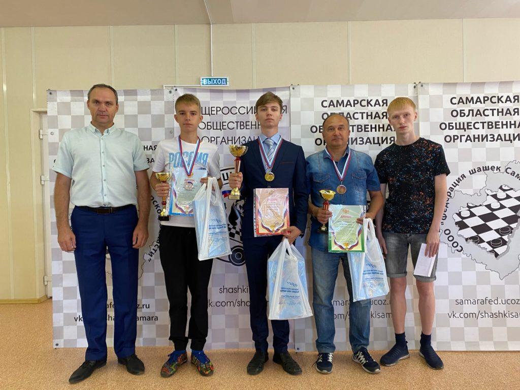 Всероссийские соревнования «Волжские зори» 2021