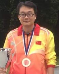 Рэндзю, чемпион мира 2017 - Владимир Сушков