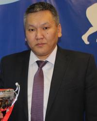 Русские шашки, чемпион России 2020 - Гаврил Колесов