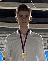 Русские шашки, чемпион России 2021 - Роман Щукин